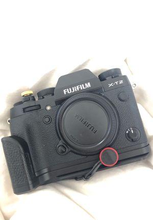 Fujifilm X-T2 camera body for Sale in Virginia Beach, VA