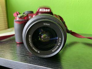 Nikon D3100 Digital SLR Camera with 18-55mm NIKKOR VR Lens for Sale in Takoma Park, MD