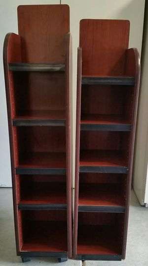 Bookshelves - 1 for $25 or BOTH for $40 for Sale in Livermore, CA