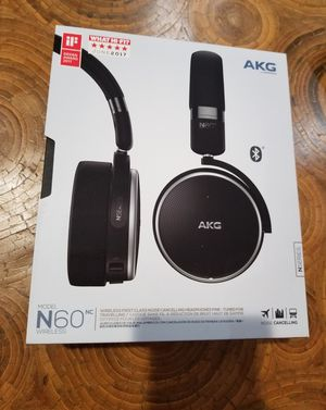 AKG by Harman Noise Canceling Bluetooth Headphones for Sale in Smyrna, GA