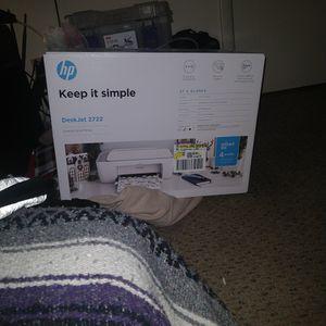 HP Deskjet 2722 Wireless Printer for Sale in Las Vegas, NV