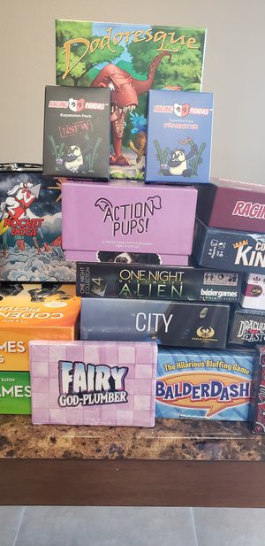 Board games! for Sale in Peoria, AZ
