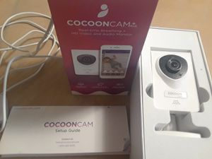Cocoon Cam Video & Breathing Monitor for Sale in Renton, WA