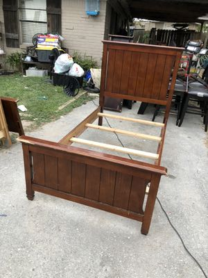Selling 2 Twin size bed frames for Sale in Houston, TX