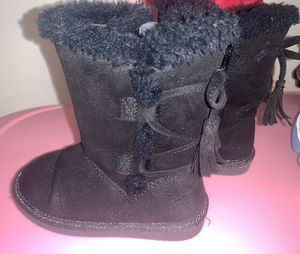 Toddler girls size 8 boots, perfect condition for Sale in Greenwood, IN