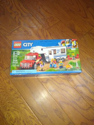 Lego City Pickup and Caravan - Brand New! for Sale in Pittsfield, MA
