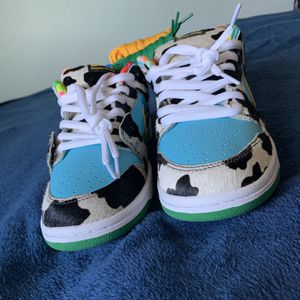 Ben & JERRY'S NIKE SB for Sale in Miles, TX