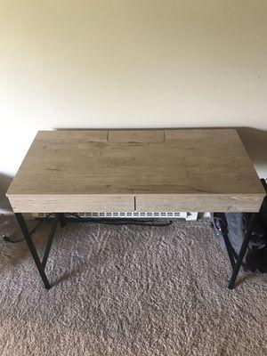 Loring Wood Desk - Project 62 for Sale in Seattle, WA