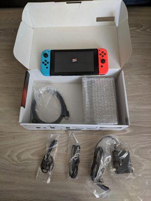 Nintendo Switch (Item Bundle) for Sale in Highland, MD