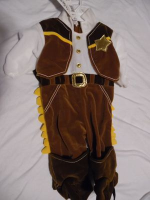 Cowboy Halloween costume for Sale in San Diego, CA