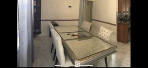 Silver sloane dining table for Sale in Pembroke Pines, FL