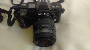 Minolta7000Maxxum film camera for Sale in Long Beach, CA
