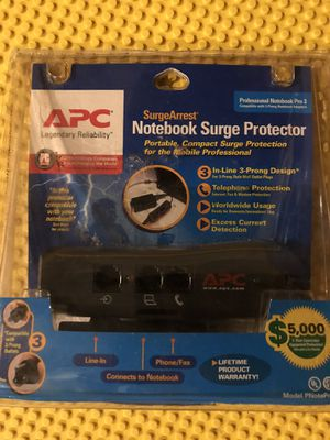 NIB app notebook surge protector $10 for Sale in Cleveland, OH