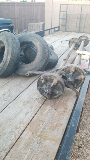 Trailer axles for Sale in Mesa, AZ