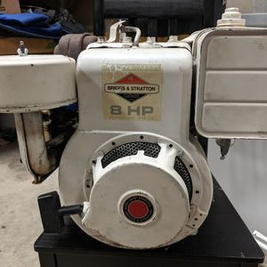 Briggs And Stratton Vintage 8hp 319cc Engine for Sale in Brier, WA