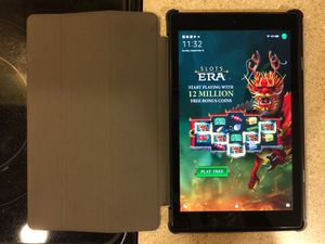 FIRE HD 10 (7th Genaration) Tablet from Amazon for Sale in West Valley City, UT