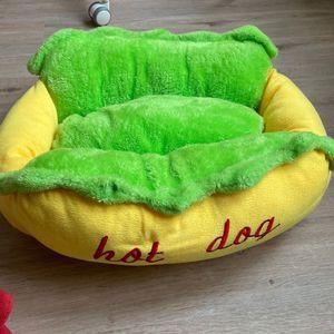Hotdog Pet Bed, Washable for Sale in Seattle, WA