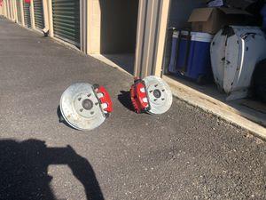 Chevelle cutlass lemans skylark front Discbrakes for Sale in Stafford, VA