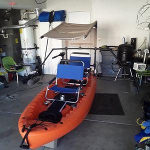 Solar Tandem Kayak for Sale in Las Vegas, NV