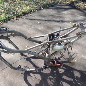 1985 Yamaha FZ750N Frame for Sale in Des Plaines, IL