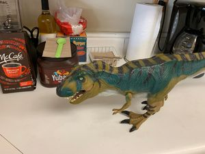 Jurassic Park lost world bull T-Rex toy-Rare for Sale for sale  Long Beach, CA