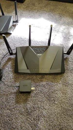 Asus Gigabit router RT-AC3100 for Sale in Fontana, CA