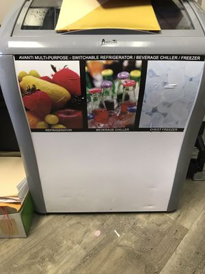 Avanti commercial switchable refrigerator,chiller,freezer for Sale in Washington, DC