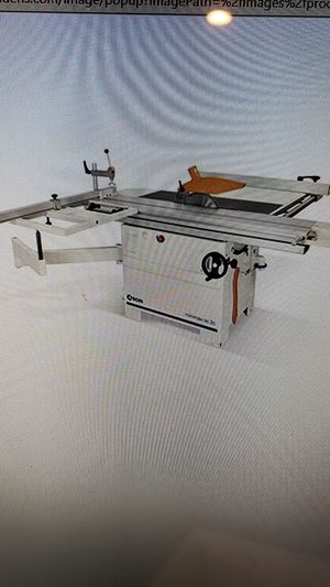 Scoring blade Minimax SC2 sliding Table Saw for Sale in Willoughby, OH