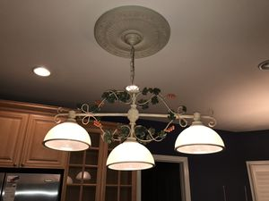 Kitchen island light fixture for Sale in Charlotte, NC