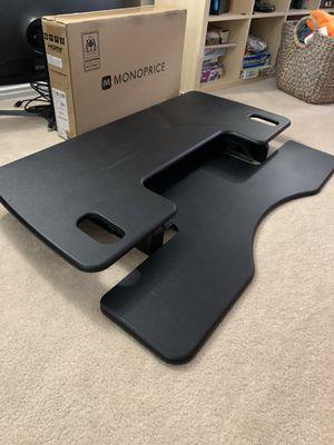 Varidesk Pro Plus 48 stand up desk riser for Sale in Frisco, TX