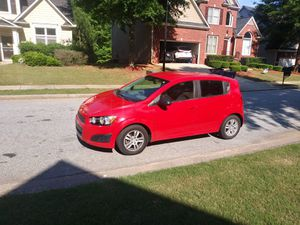 2013 Chevy sonic for Sale in Lithia Springs, GA