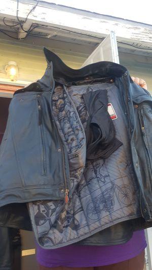 Fist gear motorcycle jacket for Sale in Lake Elsinore, CA