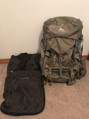Women's hiking backpack, Gregory Deva 60 for Sale in McCleary, WA