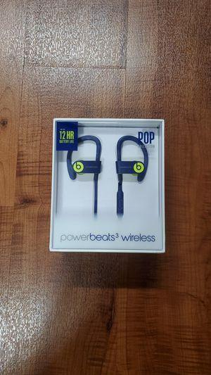 Powerbeats 3 wireless headphones for Sale in Tampa, FL