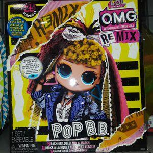 Lol Surprise OMG ReMix Pop B.B.! for Sale in Lawton, OK