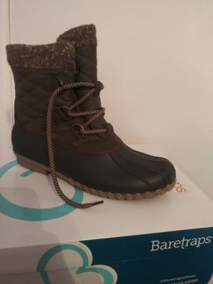 "Baretraps ""Fina"" Womens Rain Boots 8/9 for Sale in Azusa, CA"