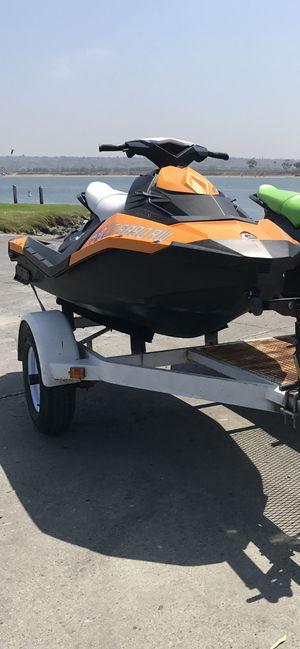 2015 AMAZINGLY FUN SEADOO SPARK JETSKI 3 SEATER W/ PREMIUM ENGINE for Sale in Chula Vista, CA