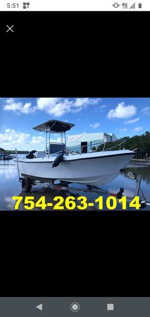 """Bote aquasport 20""""motor Yamaha 200 for Sale in Hialeah, FL"""