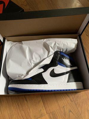 Jordan 1 Royal Toe. Size 12 for Sale in Tampa, FL