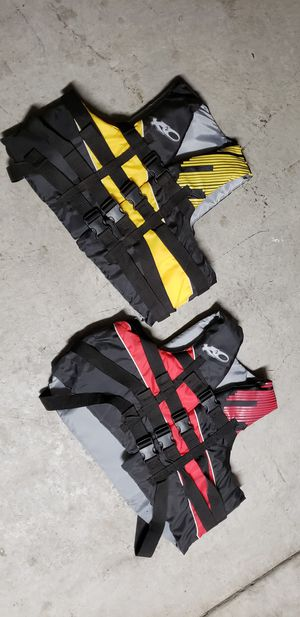 XXL Life Jackets for Sale in Sacramento, CA