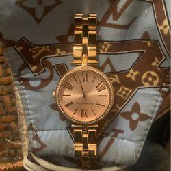 Michael Kors Clock Woman ref. MK3904(2) for Sale in Washington,  DC