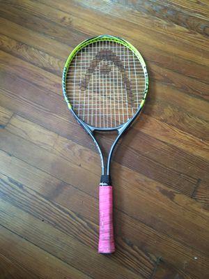 Head tennis racket for Sale in Saint Petersburg, FL
