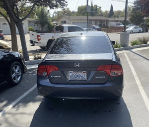 08 Honda Civic hybrid clean title runs excellent for Sale in San Jose, CA