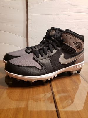 JORDAN RETRO 1 TD MID SHADOW FOOTBALL CLEATS MENS...SZ 8.5...9...BRAND NEW for Sale in Bakersfield, CA