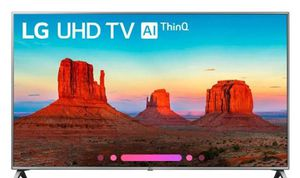 "LG 55"" UHD THINQ TV for Sale in Puyallup, WA"