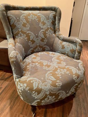 Reading chair, Upholster armchair, World Market for Sale in Washington, DC