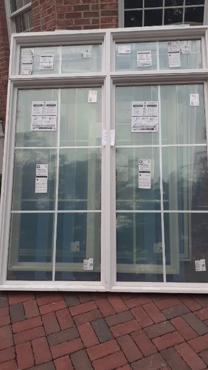 Fixed pella windows