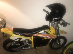 Razor electric dirt bike for Sale in Richmond, VA