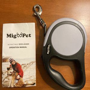 Retractable Dog Leash for Large Dog for Sale in Portland, OR