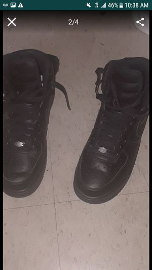 Black nike uptowns for Sale in New York, NY